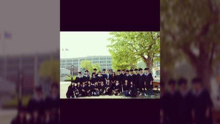 济南大学泉城学院毕业季文管1301班