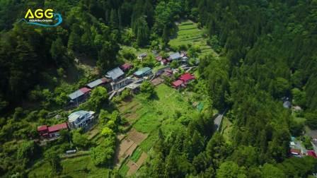 日本4K美景  绿色的奥多摩