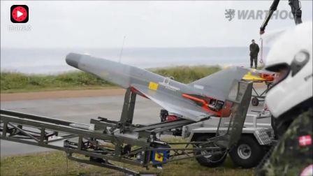 F-16打击无人机画面
