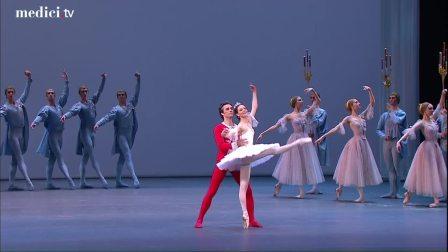 芭蕾舞 2017年莫斯科国际芭蕾舞大赛开幕GALA(Zakharova等)