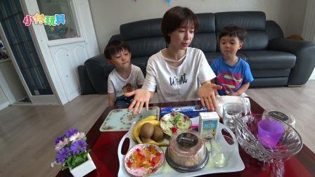 小伶玩具 一起来自制好看又好吃的盆栽蛋糕吧! 一起来自制盆栽蛋糕吧!