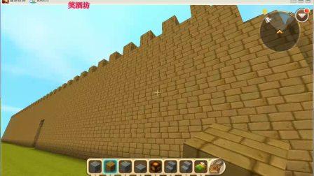 迷你世界 建造大型八卦阵 迷宫 恐龙园  鸵鸟园 北极熊 动物乐园 城堡(一)