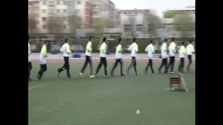 高中体育足球基本战术局部战术共3课0