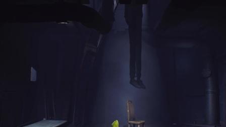 【C6恐怖游戏实况】拐卖儿童的可怕生物,《小小噩梦》第一期