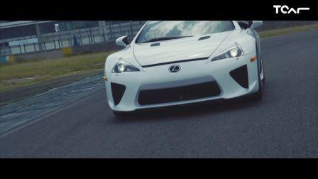 [4K] Lexus LFA 超跑試駕 - TCAR