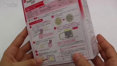 【日本食玩-可食】烤棉花糖巧克力披萨  黑暗料理?搬运系列