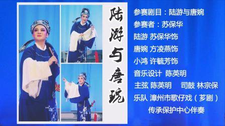 福建省第九届青年演员评选漳州赛区:《陆游与唐婉》——苏保华