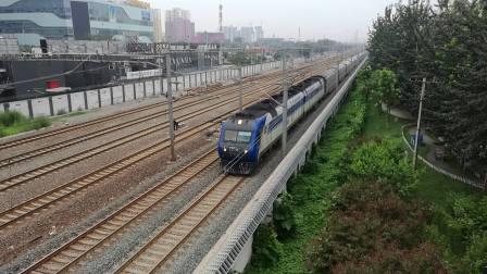 Z227次 合肥-北京 DF11G京局京段牵引25T