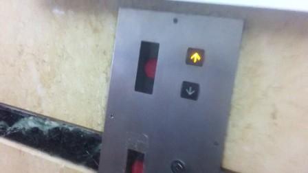 【长城金融大厦】电梯上行3楼