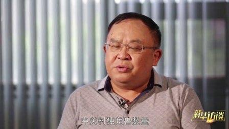 新华社就独角兽专题采访长城战略咨询王德禄所长等