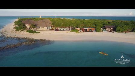 美珠碧岛安纳塔拉度假酒店-遗失在印度洋上的明珠