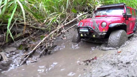 RC Cars MUD OFF Road 4x4 and Rescue RCs From Extreme Mud Part Two