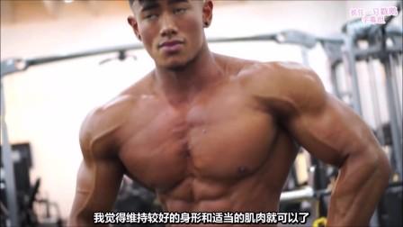 【中字】Steven Cao美国青年2017健体年度人物