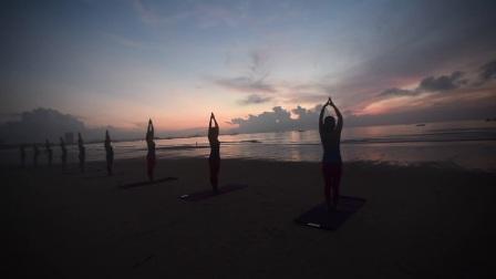漳州瑜伽系统专业班(教练级)之金銮湾摄像 来自释然瑜伽