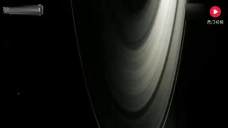 卡西尼号曾拍摄的那些绝美土星景色