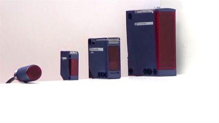 XU 通用型光电开关 背景抑制模式设置