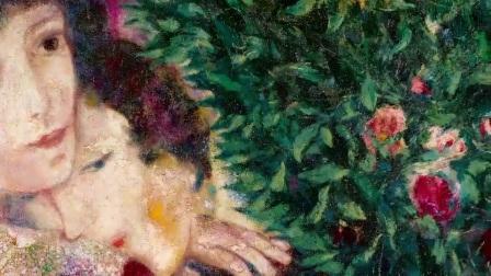 艺术史上的动人爱情故事: 马克与贝拉·夏加尔
