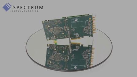 德國 SPECTRUM - M2p59xx 系列数字化仪 (16Bit)