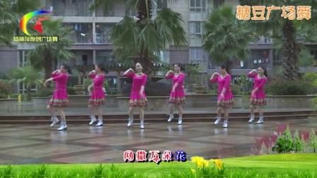 杨丽萍广场舞 八百里洞庭我的家 民族舞