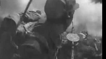 抗美援朝电影《英雄儿女》精彩片段,  为了胜利向我开炮