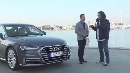 前瞻思維 科技旗艦 New Audi A8 50 TDI|海外新車試駕