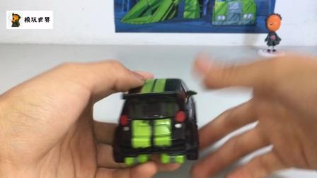【似李!王杰希】变形金刚电影3D级刹车把玩分享 丨 阿飞自制