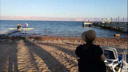 以色列约旦10日游之三红海 死海