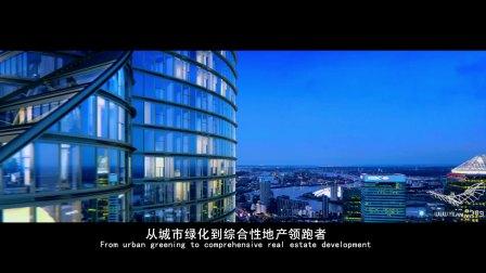 【翼蓝影视作品】绿地集团五大产业汇报片