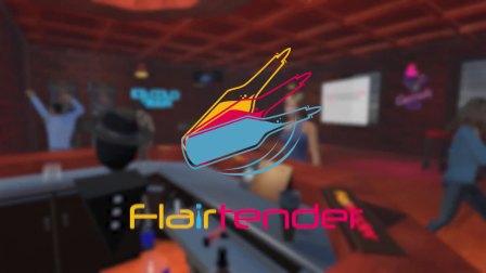 Steam 休闲新游《Flairtender》,支持Windows MR头显