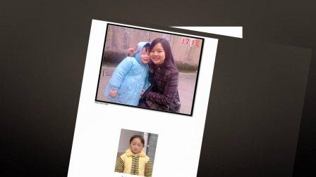 鹏博助学2008年的资助人和孩子们