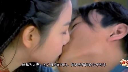 《射雕英雄传.>陈晓陈妍希吻戏不止伸舌头