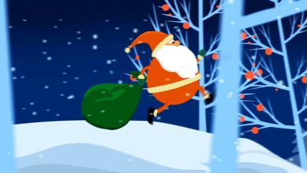 微信圣诞电子贺卡小视频