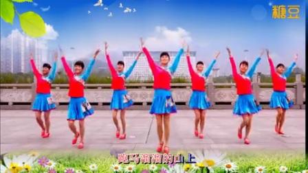 吉美广场舞《康巴情》原创藏族舞