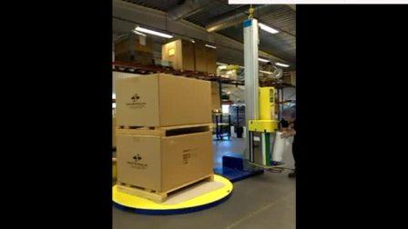 栈板包膜机专业生产 裹包机专家【FROMM 孚兰】