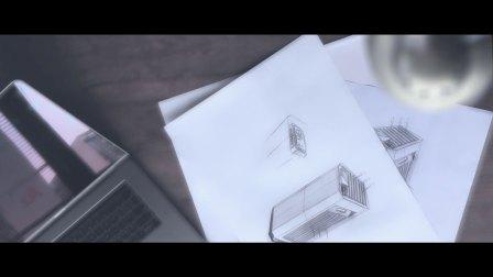 新颐空气净化器小白PRO的创意广告片