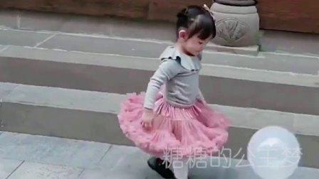 女童公主裙女孩tutu裙秋冬装儿童宝宝婴儿周岁礼服蛋糕可爱蓬蓬纱半身短裙子网纱裙
