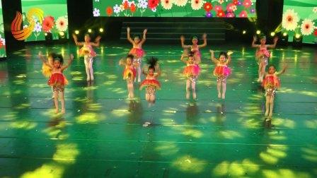 广电未来杯山东广播电视台青少儿才艺大赛~舞蹈《乐呀乐嘟嘟》