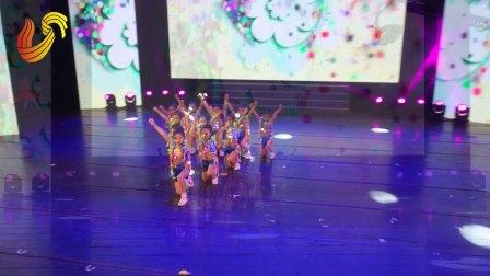 广电未来杯山东广播电视台青少儿才艺大赛~舞蹈《哈哈吼吼》