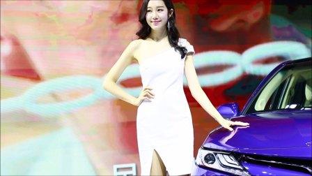 廣州車展 2017 豐巢概念 车展美模