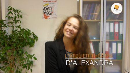 Alexandra带你玩转话剧学法语
