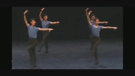 11荷古典舞基训课展示(男班)