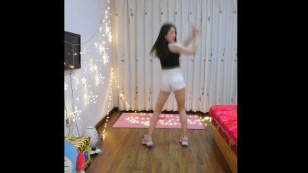 【小灰灰】EXID-抖抖抖 舞蹈模仿39