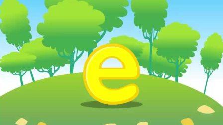 Alphabet---Letter Ee