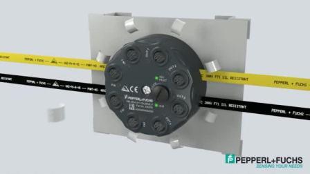 智慧仓储 | 倍加福AS-Interface总线解决方案G11模块