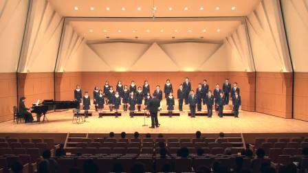 日本中学生合唱团四声部演唱 - 海阔天空