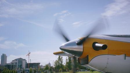 西雅图旅行体验之水上飞机