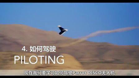 PARROT DISCO 中文教学视频
