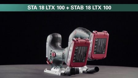 metabo 麦太保 锂电池曲线锯 STA-B18LTX100