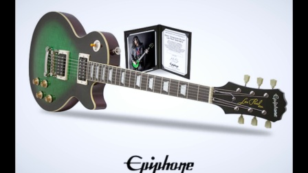 Epiphone Slash2018签名款电吉他左轮评测
