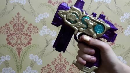 (韩XH)假面骑士BUILD DX星云烟雾枪